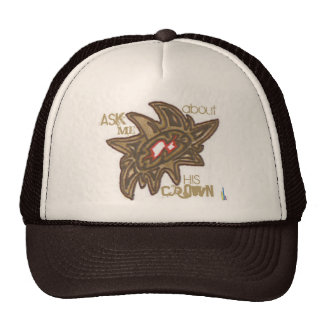 CCS, ask me about HIS crown Trucker Hat