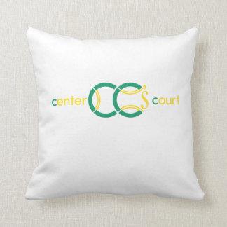 CC's Bat Mitzvah Throw Pillow