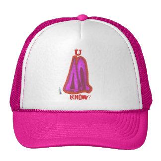 ccs, U know? series Trucker Hat