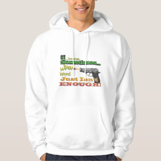 CCW - CONCEALED CARRY - GUNS - MOTTO HOODIE