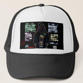CD Cover, e2 Trucker Hat