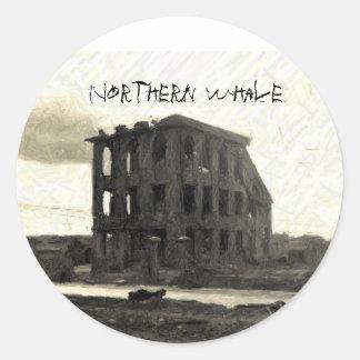 CD COVER Sticker