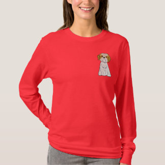CD- Cute Shih Tzu Puppy Dog Shirt