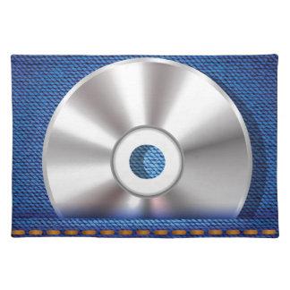 CD Disc Placemat