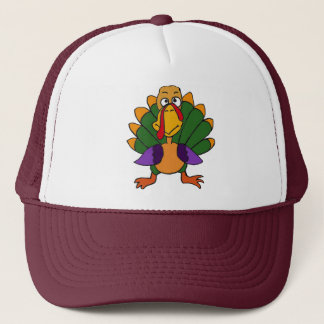 CD- Funny Turkey Cartoon Hat