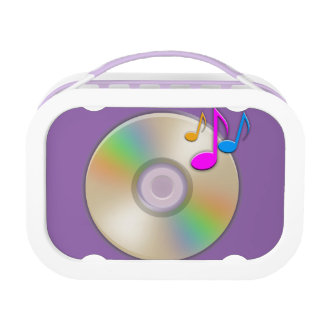 Cd Lunchbox, Purple Lunchboxes