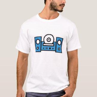Cd Player T-Shirt