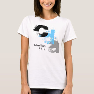 CDA National Team 2010 T-Shirt