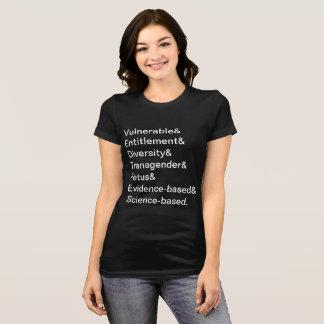 CDC Forbidden Words T-Shirt
