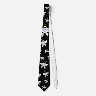 CDH Awareness Ribbons Tie