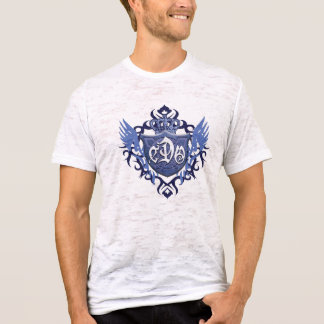CDO-CREST -Burnout T-Shirt Fitted
