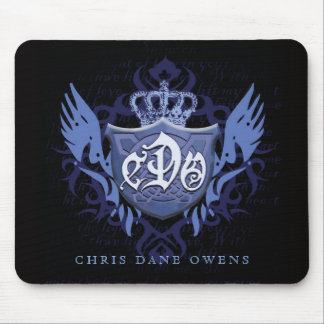 CDO -Crown & Shield -Mouse Pad Mouse Pad