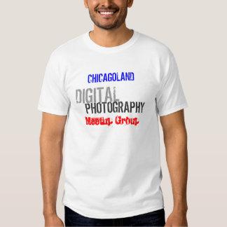 CDP White Grunge T T-shirt