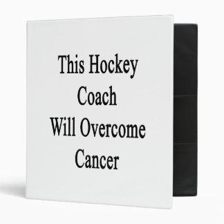 Ce car d'hockey surmontera le Cancer