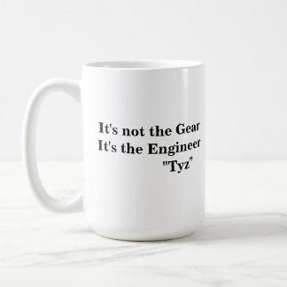 Ce n'est pas la vitesse, il est l'ingénieur mug