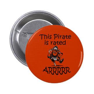 Ce pirate ARRRR évalué Badges