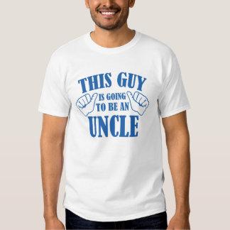 Ce type va être un oncle tee-shirts