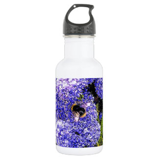 Ceanothus Flower Bee 532 Ml Water Bottle
