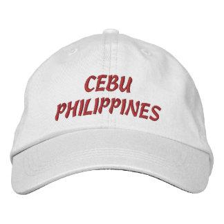 CEBU PHILIPPINES HAT