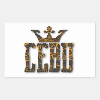 Cebu Royalty Sticker