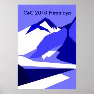 CeC 2010 Himalaya Poster