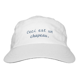 Ceci est un chapeau French Surrealism Hat