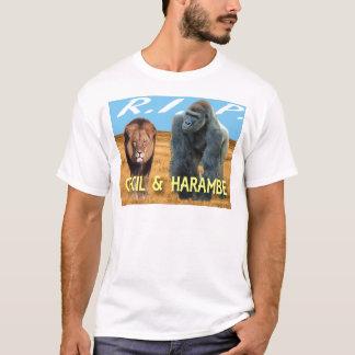 Cecil & Harambe T-Shirt