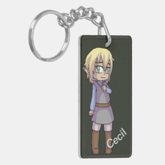 Cecil Key Chain