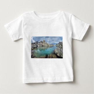 Cecile Lake / Minarets - Ansel Adams Wilderness Baby T-Shirt