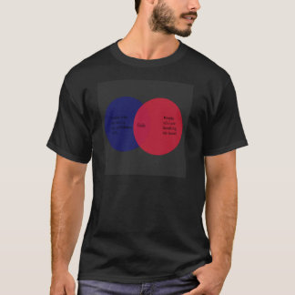 Cecilia: The venn diagram T-Shirt