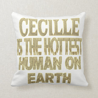 Cecille Pillow