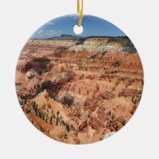 Cedar Breaks National Monument Ornament