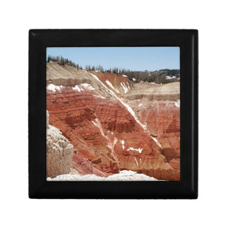 Cedar Breaks National Monument, Utah, USA Jewelry Boxes