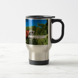 Cedar  Bridge Travel Mug