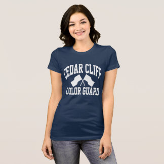 Cedar Cliff Color Guard Tee