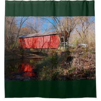 Cedar Creek Covered Bridge, Missouri