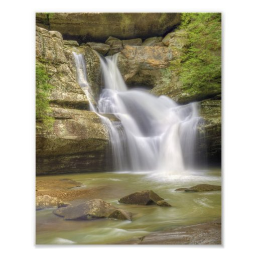 Cedar Falls, collines Ohio de Hocking Photographies D'art