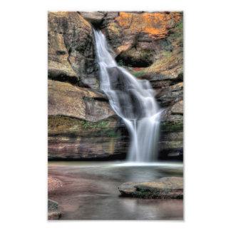 Cedar Falls, Hocking Hills state park, Ohio Photo Art