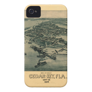 Cedar Key iPhone 4 Cover