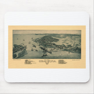 Cedar Key Mouse Pad