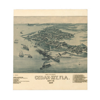 Cedar Key Notepad