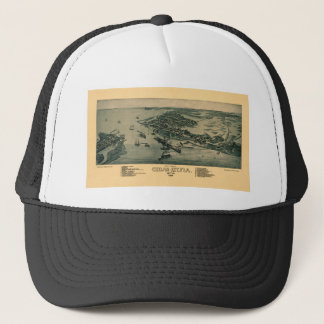 Cedar Key Trucker Hat