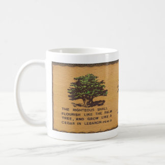 Cedar of Lebanon Coffee Mug