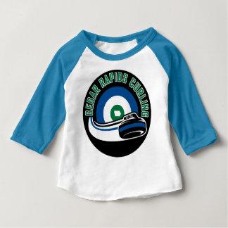 Cedar Rapids Curling Baby T-Shirt