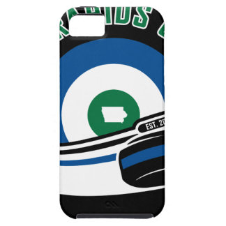 Cedar Rapids Curling iPhone 5 Case