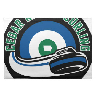 Cedar Rapids Curling Placemat