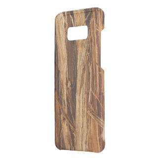 Cedar Textured Wooden Bark Look Uncommon Samsung Galaxy S8 Plus Case