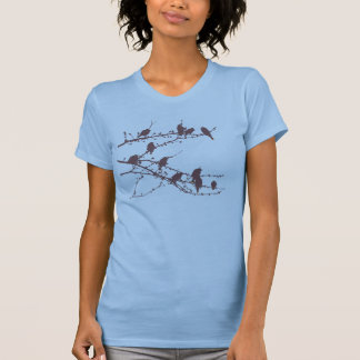 Cedar Waxwings T-Shirt