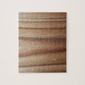 Cedar Wood Jigsaw Puzzle