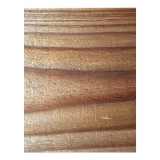 Cedar Wood Letterhead Template